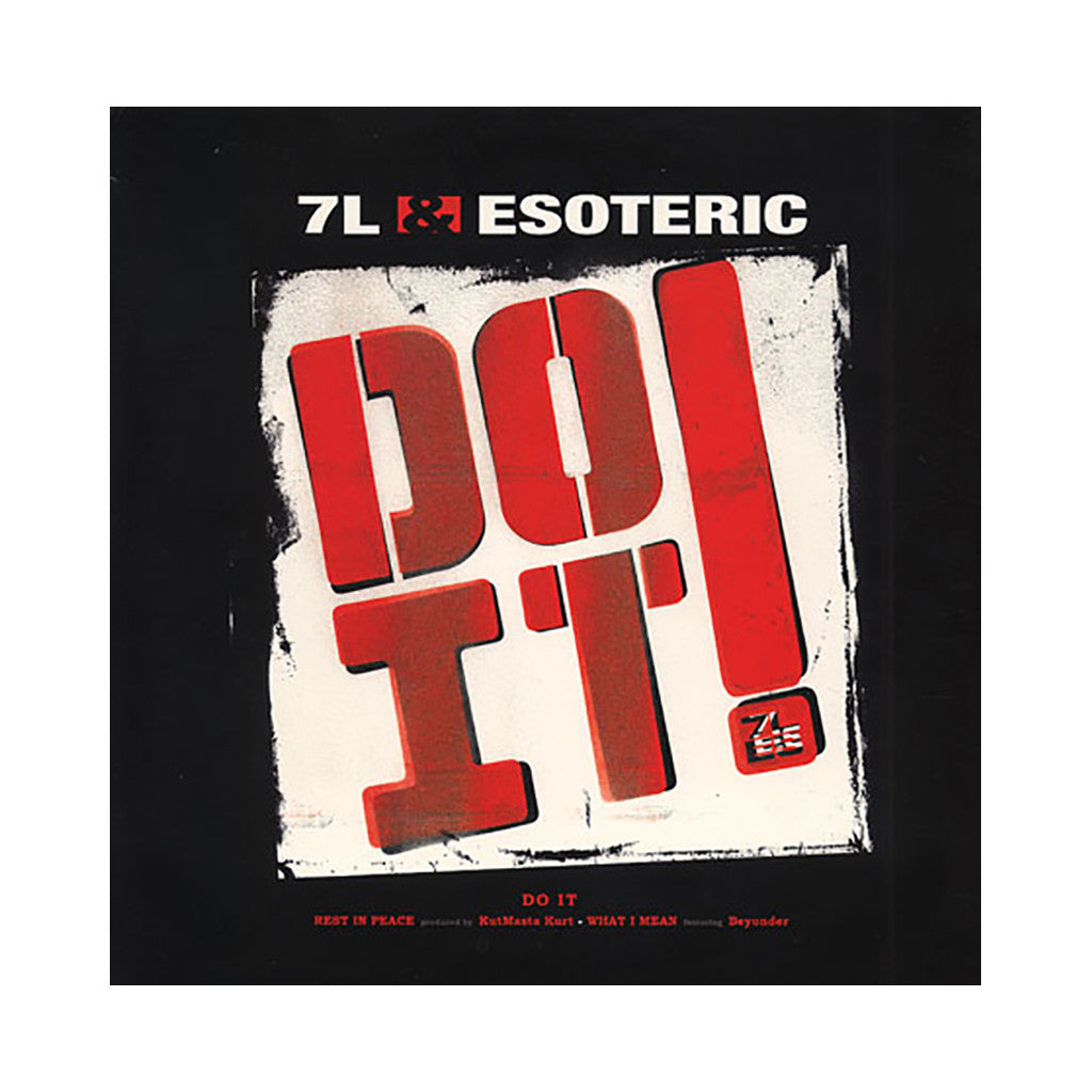 <!--2003050118-->7L & Esoteric - 'Do It (Cage Diss) (INSTRUMENTAL)' [Streaming Audio]