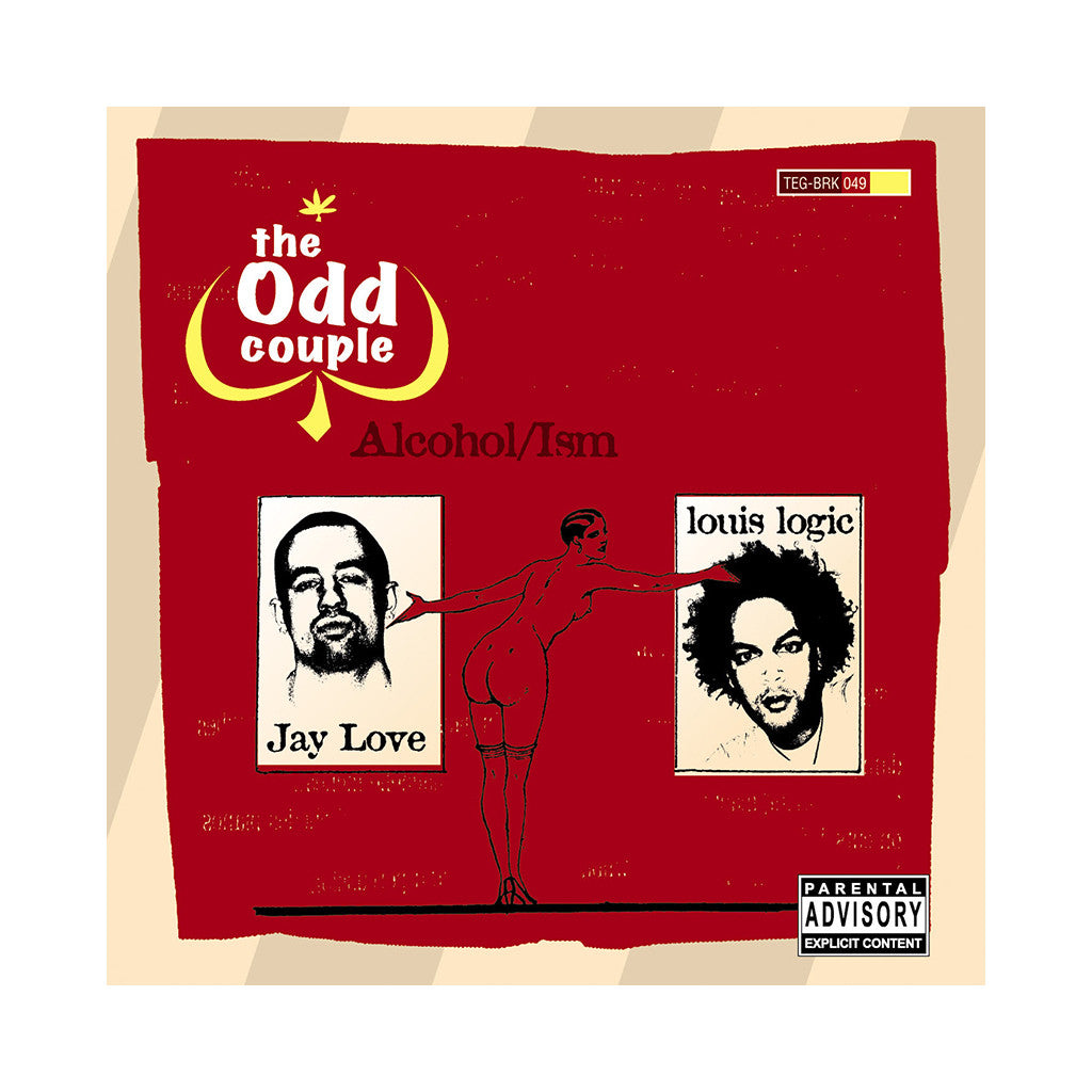 <!--120041019011475-->The Odd Couple - 'Alcohol/Ism' [CD]