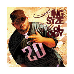 <!--120060606007115-->King Syze - 'Syzemology' [CD]