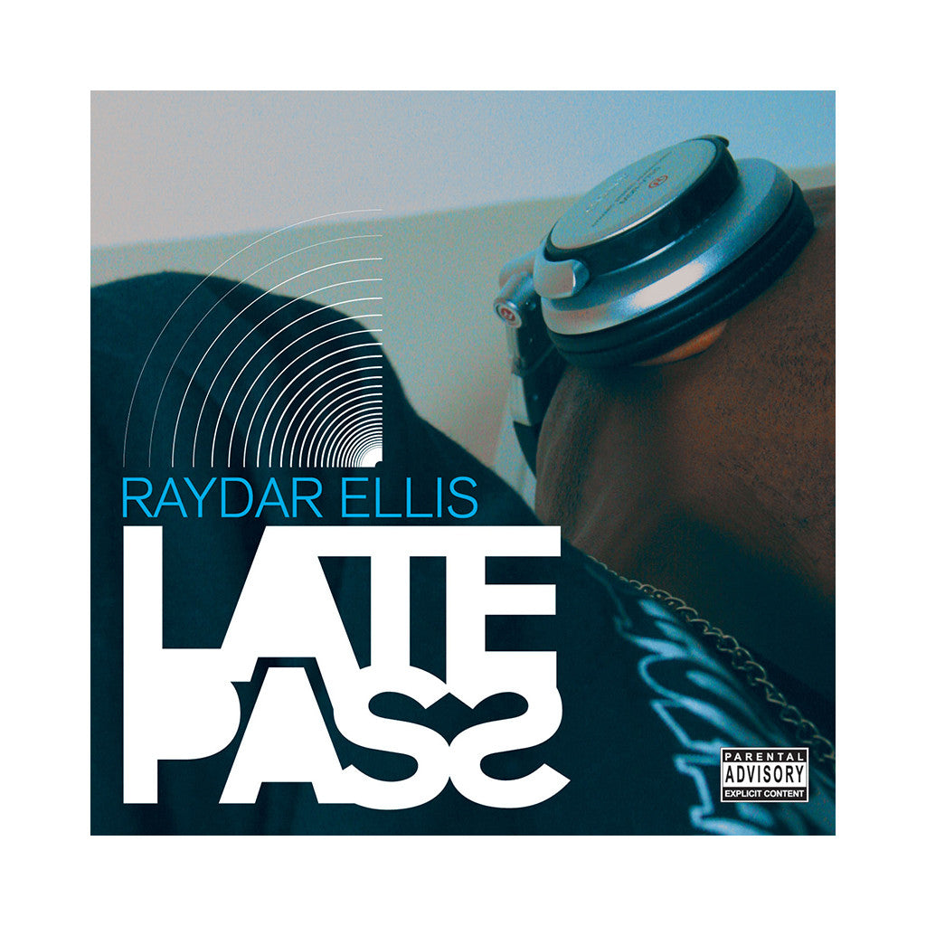 <!--120060822007756-->Raydar Ellis - 'Late Pass' [CD]
