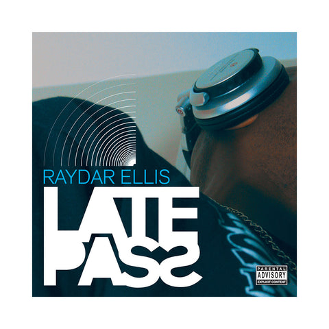 Raydar Ellis - 'Late Pass' [(Black) Vinyl [2LP]]