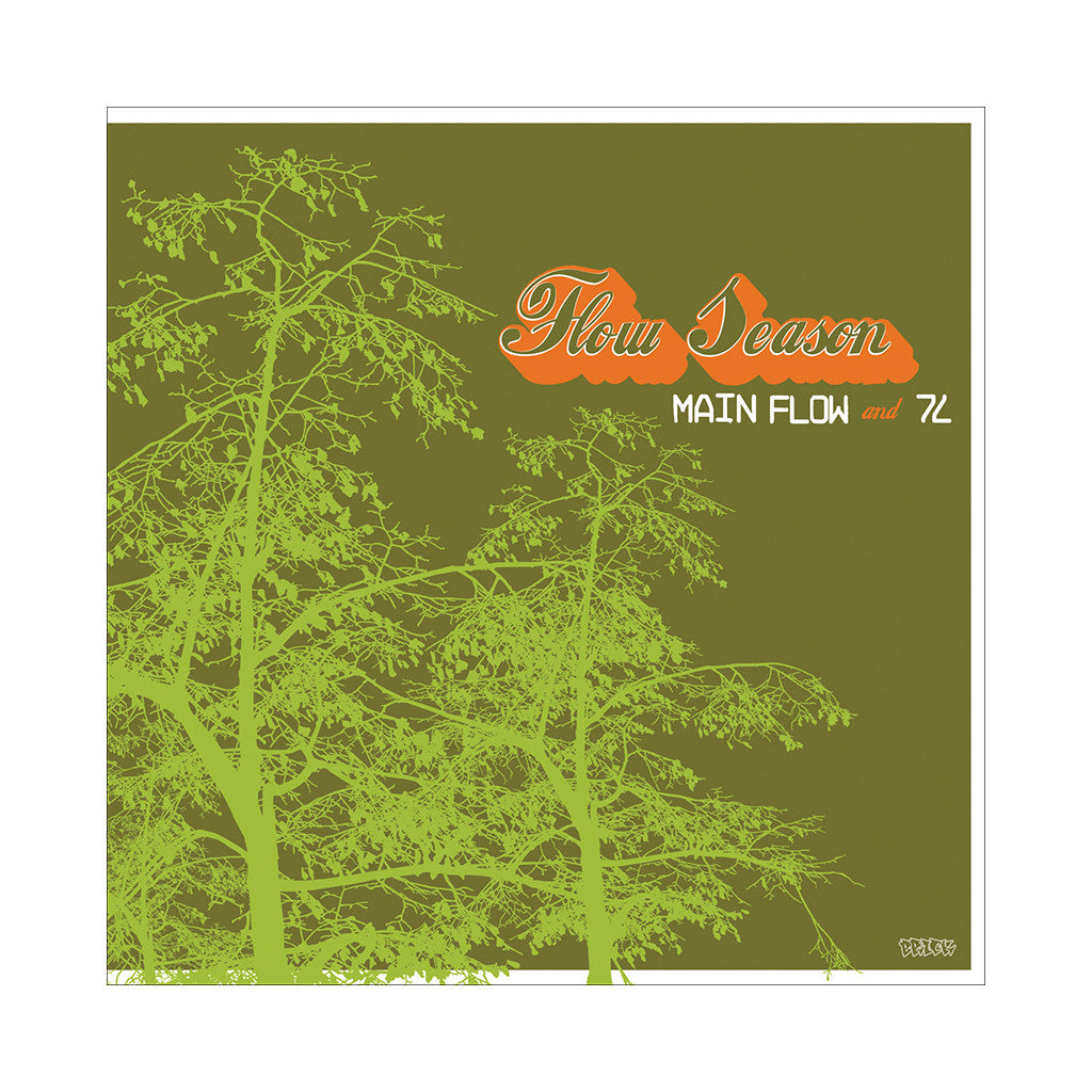 Main Flow & 7L - 'Flow Season' [CD]