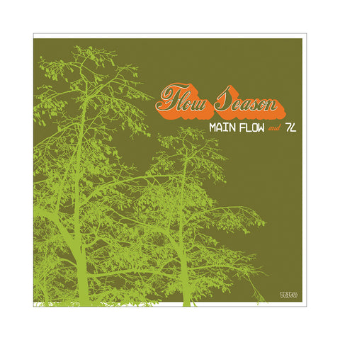 Main Flow & 7L - 'Flow Season' [(Black) Vinyl [2LP]]