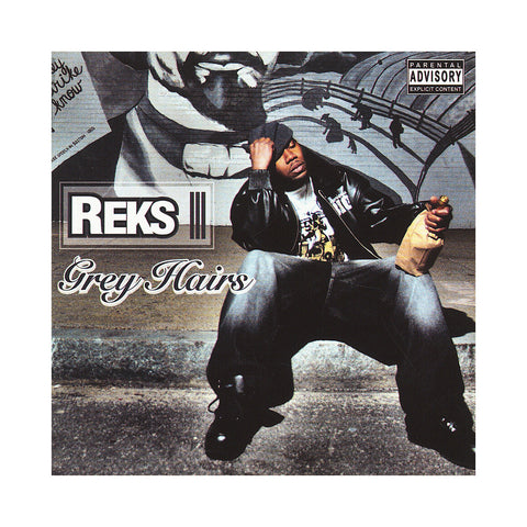 Reks - 'Grey Hairs' [CD]