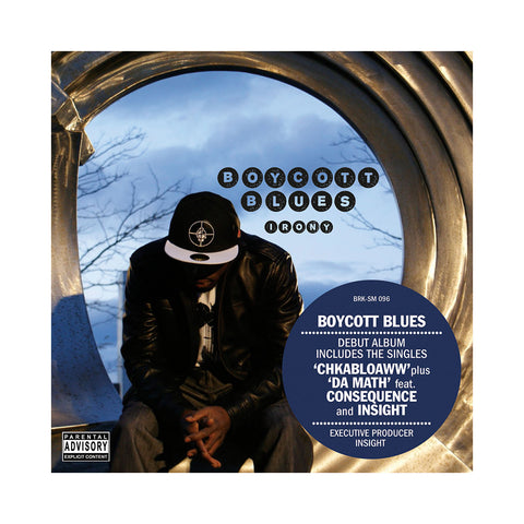 BoyCott Blues - 'Irony' [CD]