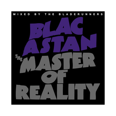 Blacastan (Mixed By: 7L of Bladerunners) - 'The Master Of Reality' [CD]