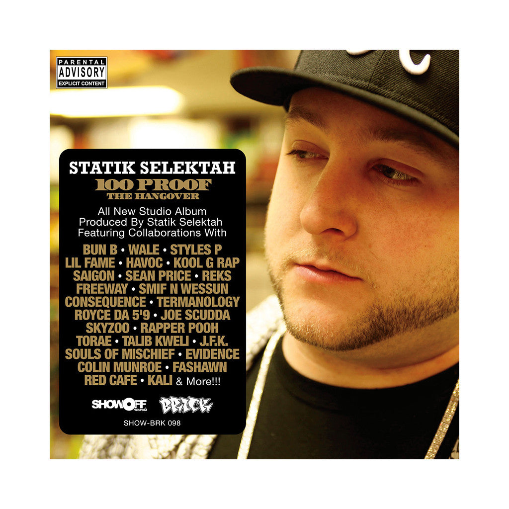 <!--2010030619-->Statik Selektah - 'Critically Acclaimed (INSTRUMENTAL)' [Streaming Audio]