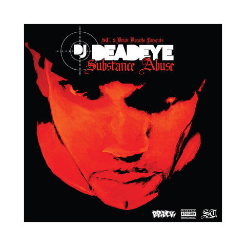 DJ Deadeye - 'Substance Abuse' [CD]