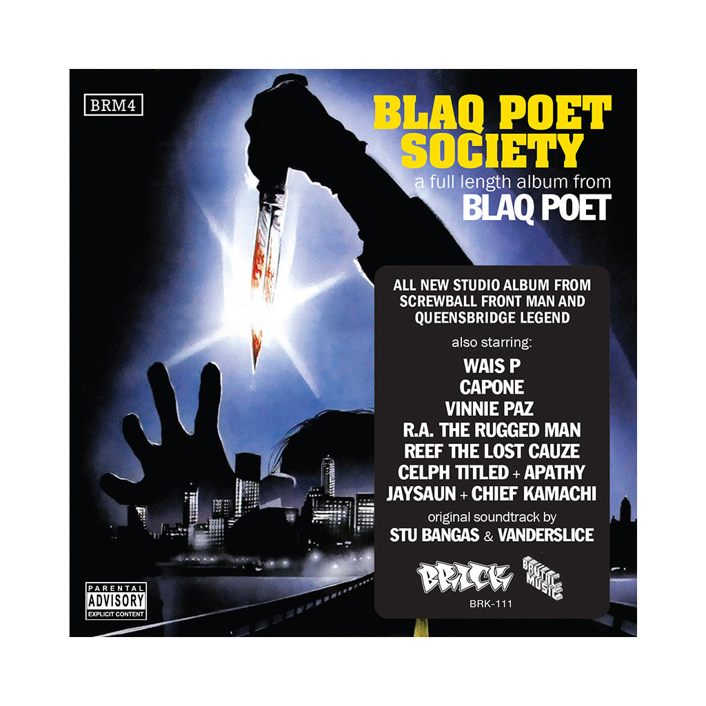 <!--2011061859-->Blaq Poet - 'New Age Villain' [Streaming Audio]