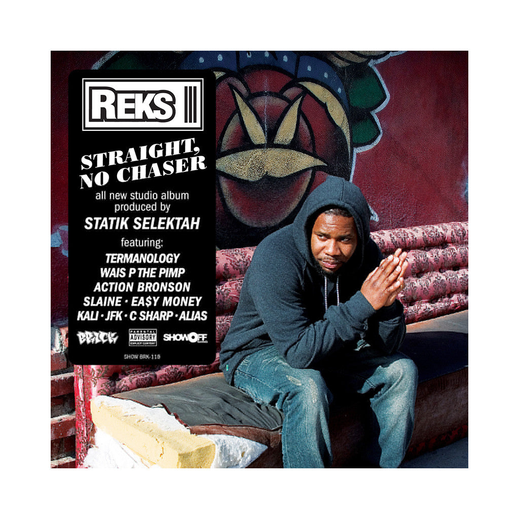 <!--2012050731-->Reks - 'Riggs & Murtaugh' [Streaming Audio]
