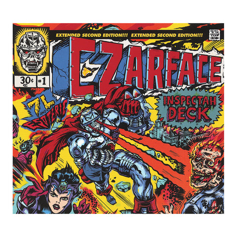 CZARFACE - 'CZARFACE (Extended Second Edition)' [CD]