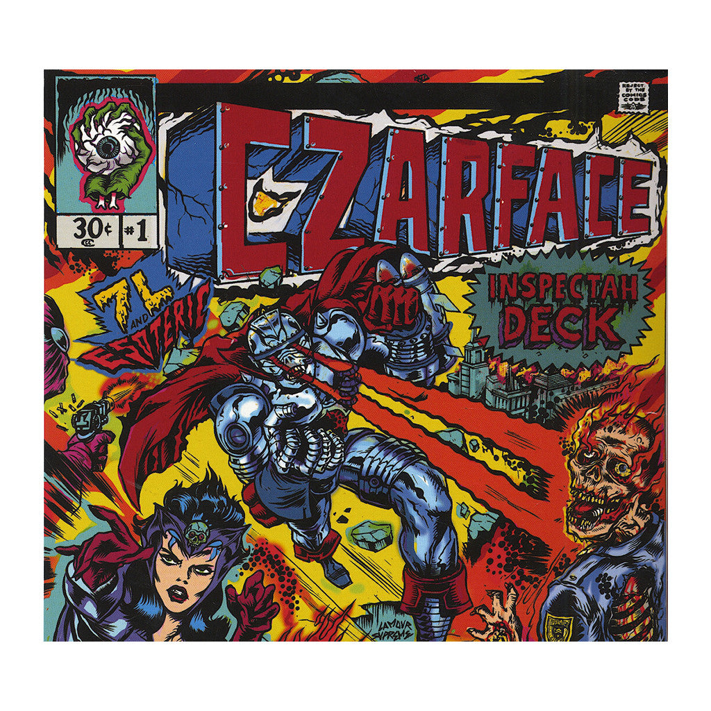 <!--2013022657-->CZARFACE - 'Savagely Attack' [Streaming Audio]