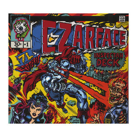 CZARFACE - 'CZARFACE' [CD]