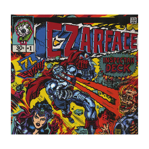 CZARFACE - 'CZARFACE' [(Black) Vinyl [2LP]]