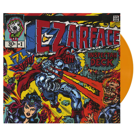 CZARFACE - 'CZARFACE' [(Opaque Yellow) Vinyl [2LP]]
