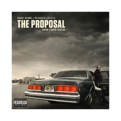 <!--120131022060183-->Ransom & Statik Selektah - 'The Proposal' [CD]