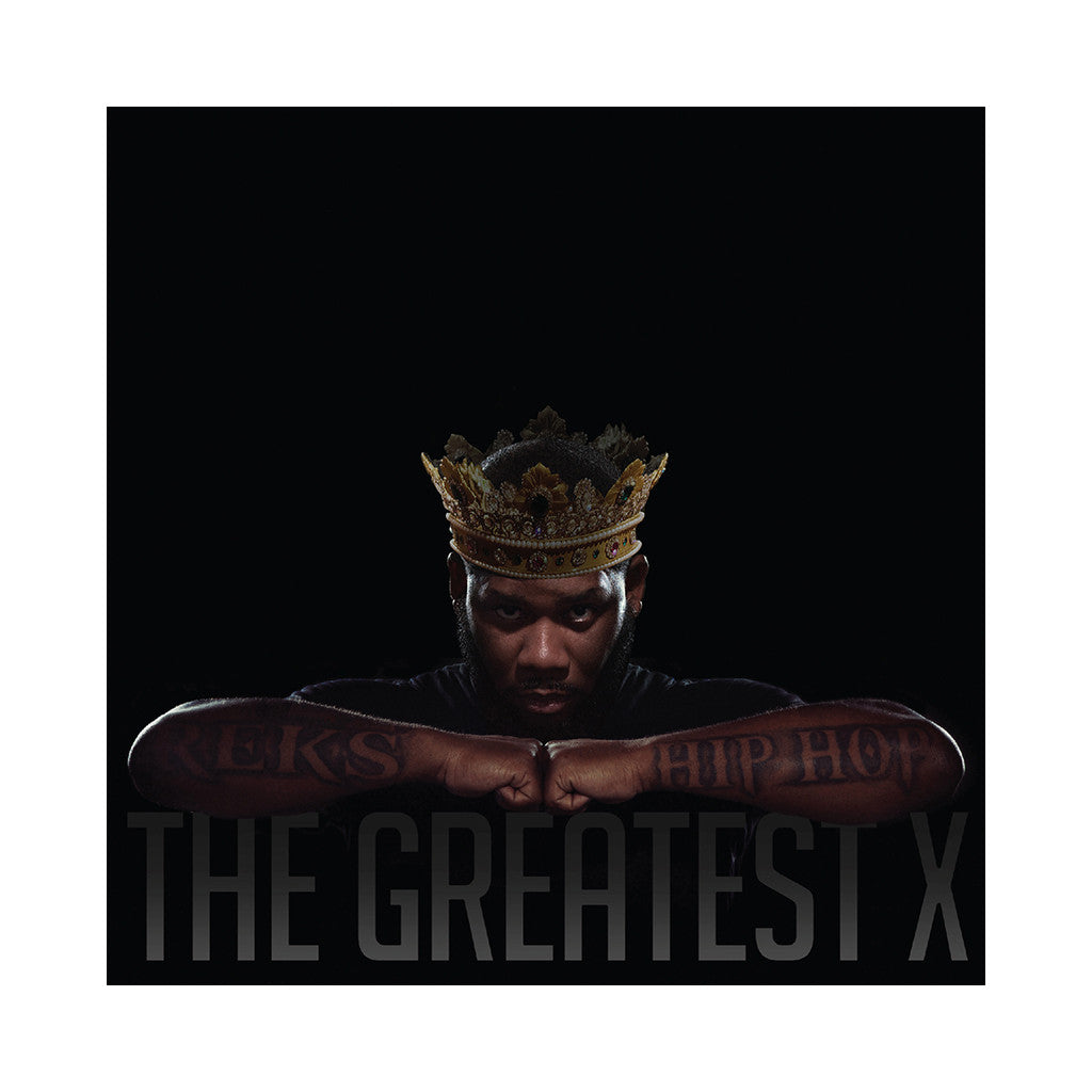<!--120160909073691-->Reks - 'The Greatest X' [CD [2CD]]
