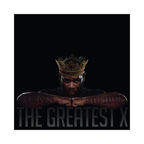 "[""Reks - 'The Greatest X' [(Black) Vinyl [2LP]]""]"