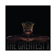 <!--120160909073690-->Reks - 'The Greatest X' [(Black) Vinyl [2LP]]