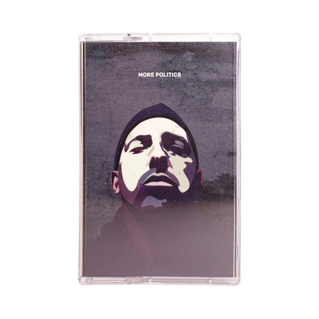 <!--120161118074486-->Termanology - 'More Politics' [Cassette Tape]