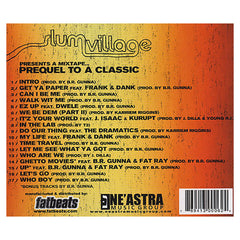 <!--020050712005396-->Slum Village - 'Prequel To A Classic' [CD]