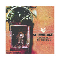 <!--020110823010316-->Slum Village - 'Fantastic Vol. 2 (Instrumentals)' [(Black) Vinyl [3LP]]
