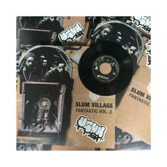 "<!--020150217010317-->Slum Village - 'Fantastic Vol. 2 (7"" Vinyl Single)' [(Black) Vinyl [2LP]]"