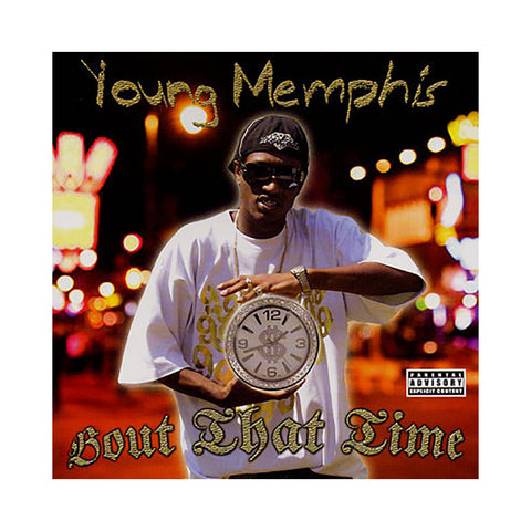 "[""Young Memphis - 'Bout That Time' [CD]""]"