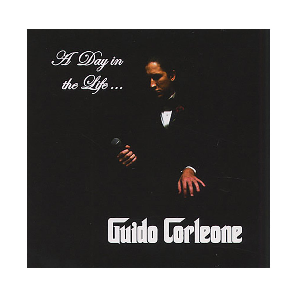 Guido Corleone - 'A Day In The Life...' [CD]