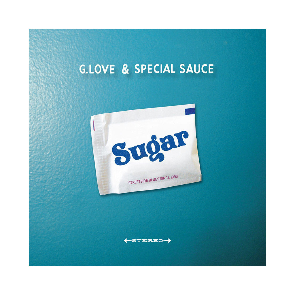 G. Love & Special Sauce - 'Sugar' [(Black) Vinyl LP]