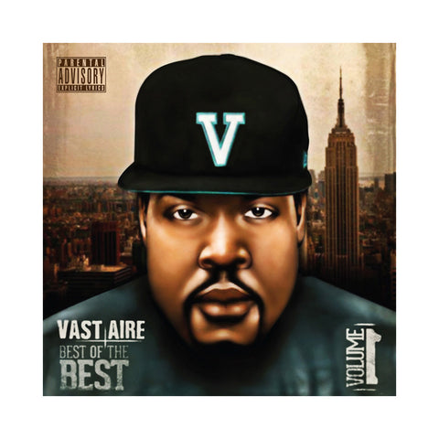 Vast Aire - 'Best Of The Best Vol. 1' [CD]
