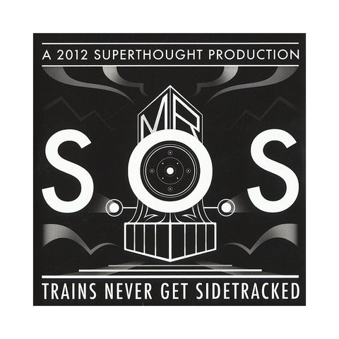 Mr. SOS - 'Trains Never Get Sidetracked EP' [CD]