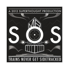 <!--2013012242-->Mr. SOS - 'Trains Never Get Sidetracked EP' [CD]