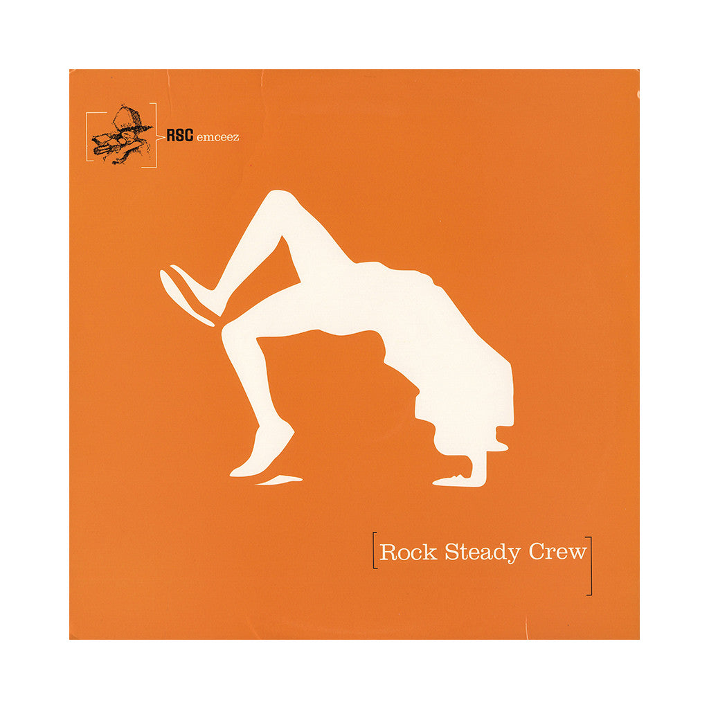 "<!--020000101001403-->RSC Emceez - 'Used To Wish I Could Break With Rock Steady/ The Boogiedown BX' [(Black) 12"" Vinyl Single]"