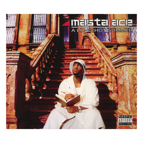 Masta Ace - 'A Long Hot Summer (Import)' [CD]