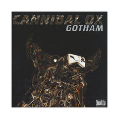 "Cannibal Ox - 'Gotham/ Gases In Hell/ Psalm 82' [(Black) 12"" Vinyl Single]"