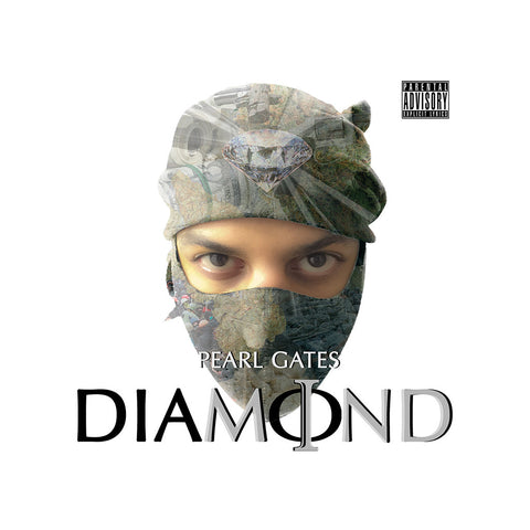 Pearl Gates - 'Diamond Mind EP' [CD]