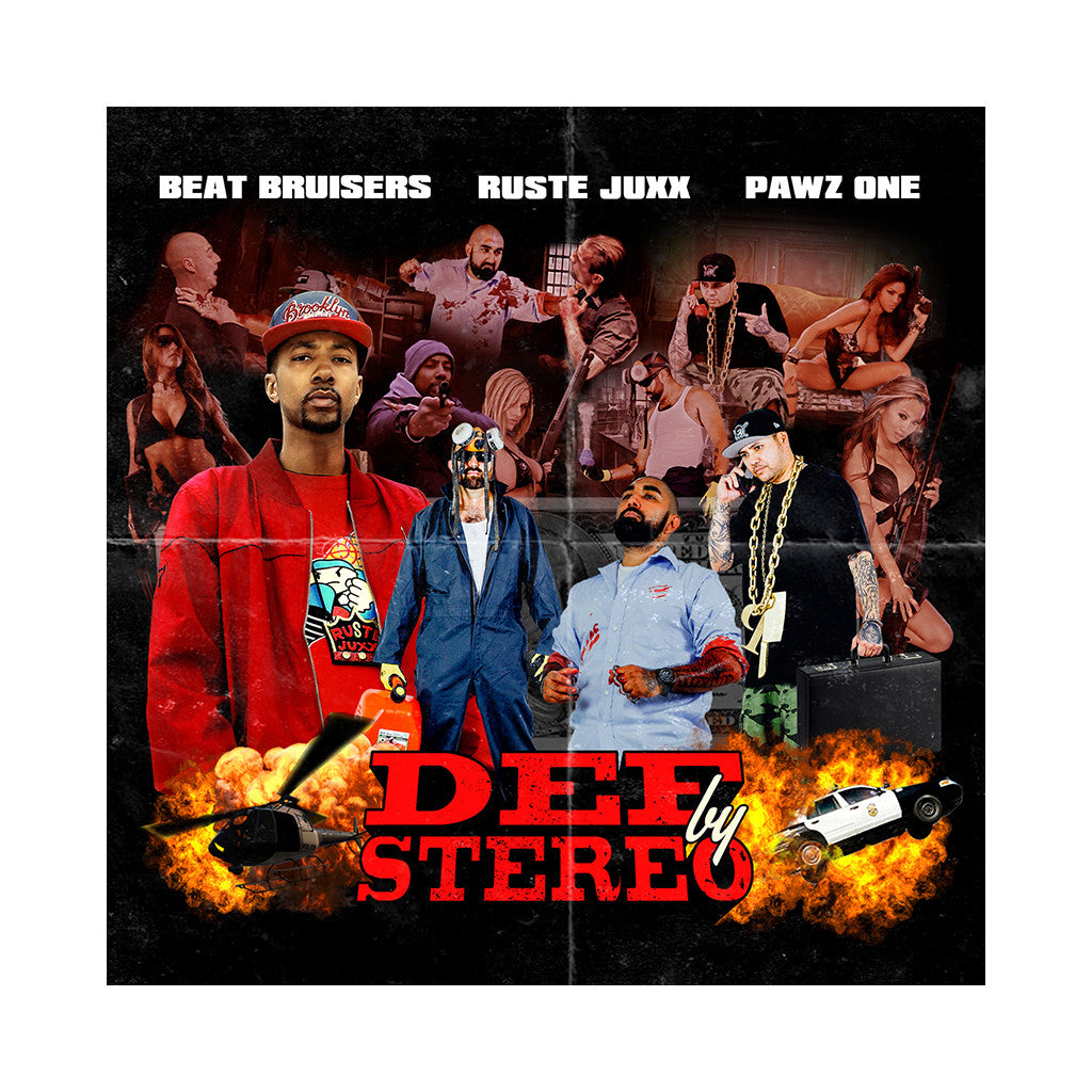 <!--2016030844-->Beat Bruisers & Ruste Juxx & Pawz One - 'Count Em Down' [Streaming Audio]