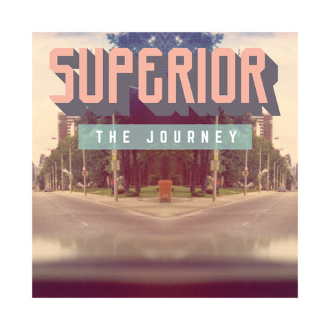 Superior - 'The Journey' [(Black) Vinyl LP]