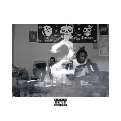 Chuuwee & Trizz - 'AmeriKKa's Most Blunted 2' [CD]