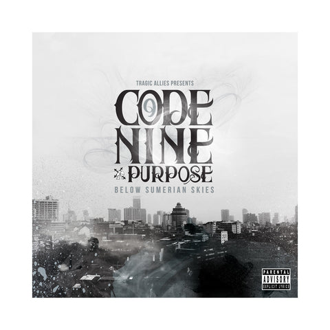 Code Nine & Purpose - 'Staff Of Moses' [Streaming Audio]