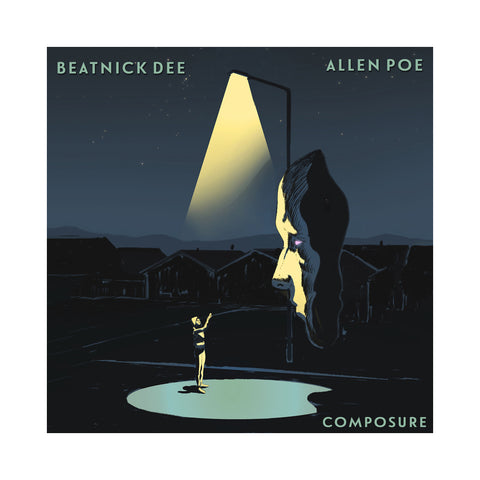 "[""Beatnick Dee & Allen Poe - 'Composure' [Cassette Tape]""]"