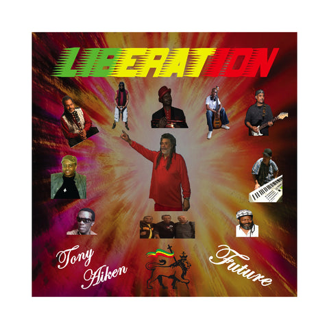 Tony Aiken & Future 2000 - 'Liberation' [CD]