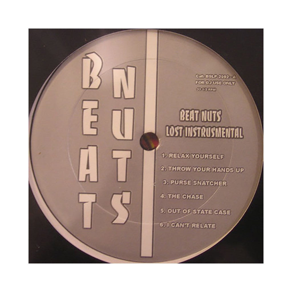 <!--019000101000896-->The Beatnuts - 'Lost (Instrumentals)' [(Black) Vinyl LP]