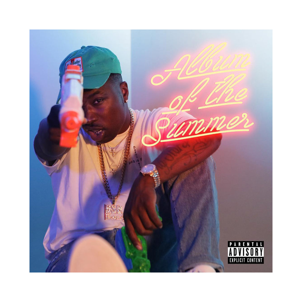Troy Ave - 'Album Of The Summer' [CD]