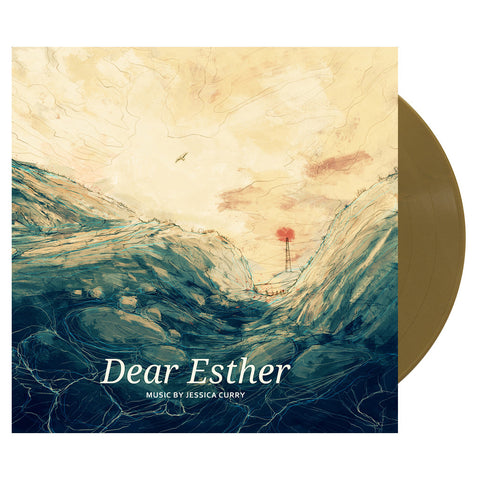 Jessica Curry - 'Dear Esther (Official Video Game Soundtrack)' [(Gold) Vinyl [2LP]]