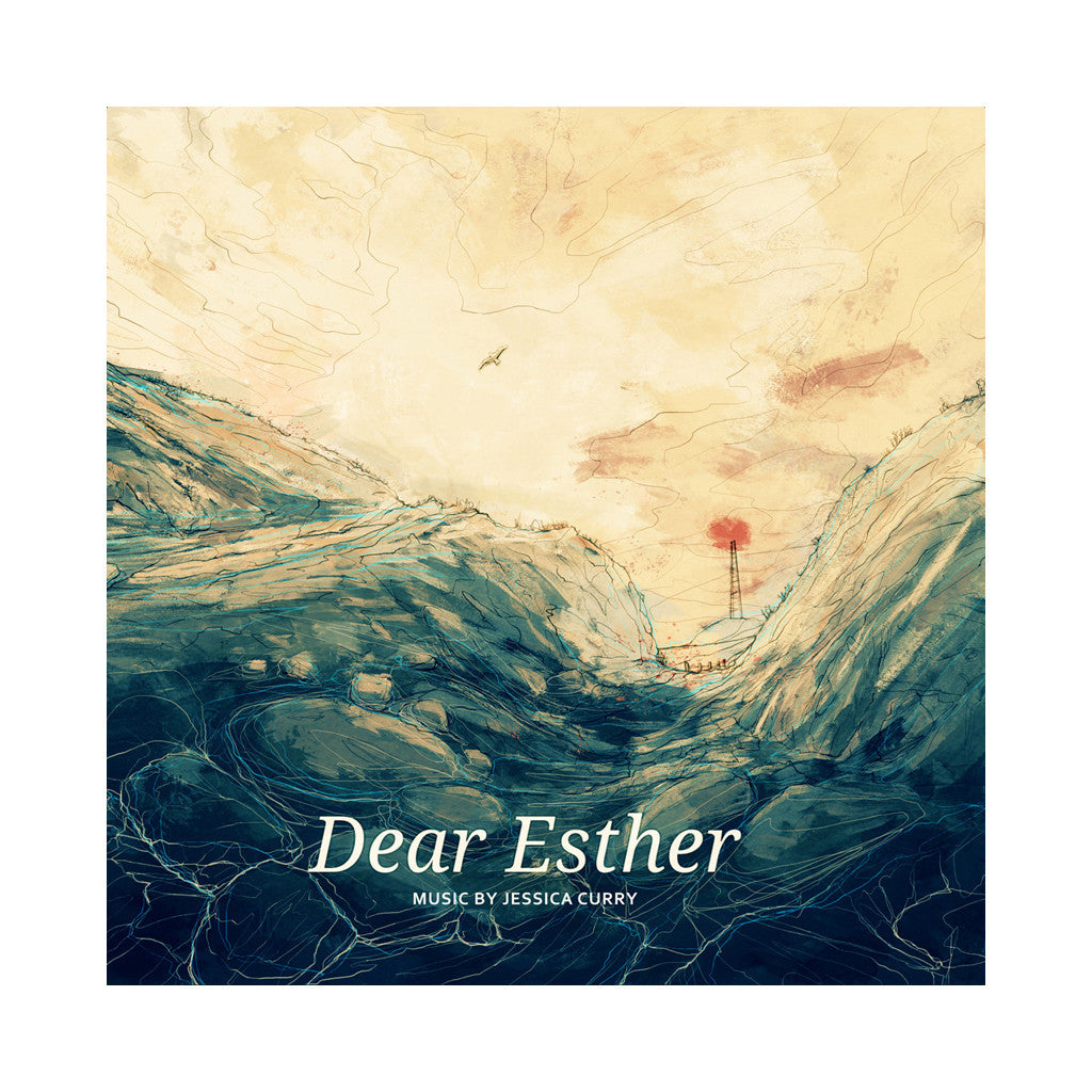 Jessica Curry - 'Dear Esther (Official Video Game Soundtrack)' [(White) Vinyl [2LP]]