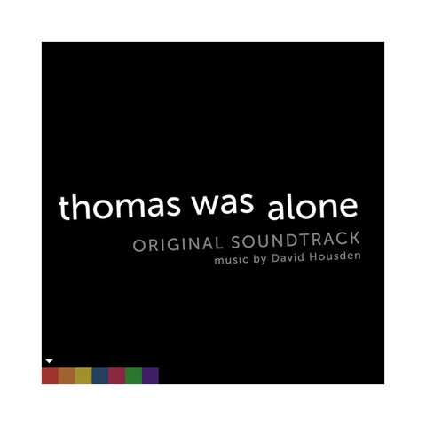 "[""David Housden - 'Thomas Was Alone: Original Soundtrack' [(Black) Vinyl LP]""]"
