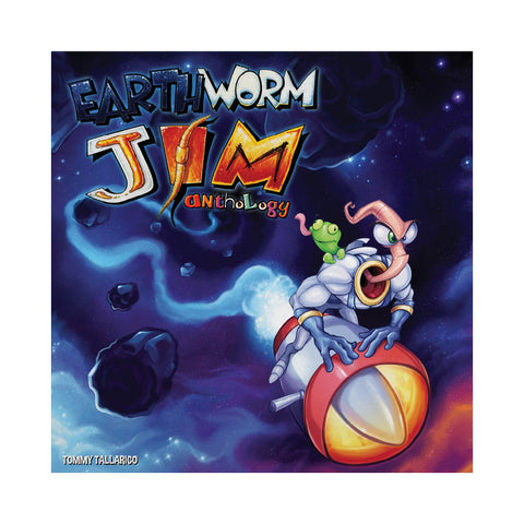 "[""Tommy Tallarico - 'Earthworm Jim Anthology' [(Flesh & Snot) Vinyl [2LP]]""]"