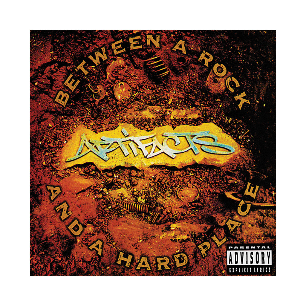 <!--020121211051073-->Artifacts - 'Between A Rock And A Hard Place (Import)' [CD]